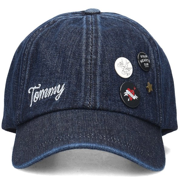 882c33c2 Tommy Hilfiger Patches&pins Baseball Cap