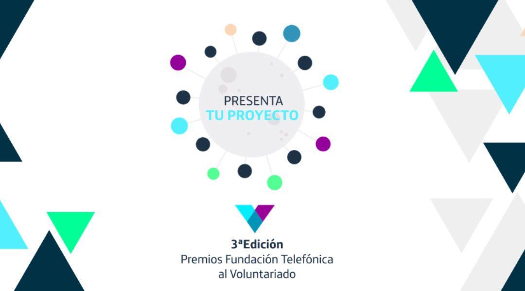 Premios al voluntariado 2020 Fundación Telefónica