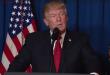 """טראמפ מחזיר בתגובה לקים: """"מטורף, נעמיד אותו למבחן חסר תקדים"""""""