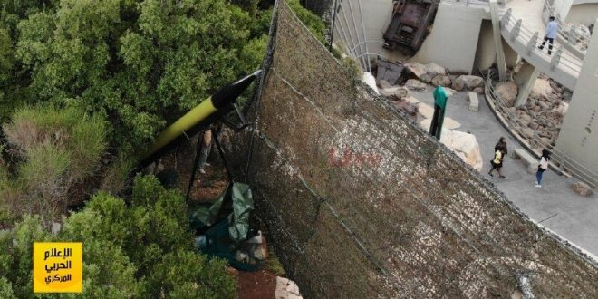 """חיזבאללה מציג: טיל ח'יבר 1 – לטווח 75 ק""""מ עם ראש נפץ קרבי 180 ק""""ג"""