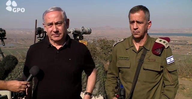 """נתניהו: """"מדינה שתאפשר לתקוף את ישראל משטחה תישא בתוצאות"""""""