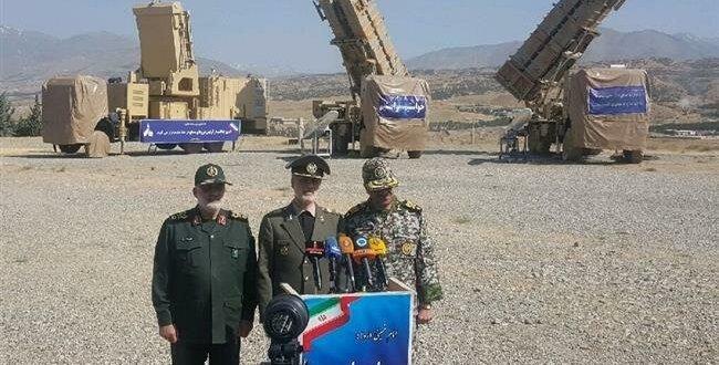איראן חשפה את מערכת ההגנה האווירית החדשה שלה – כל הפרטים