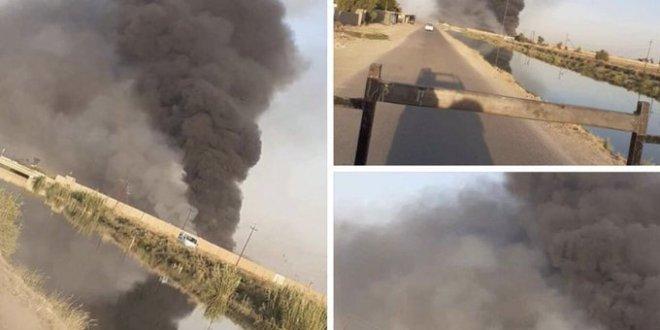 דיווחים בעיראק: פיצוץ במחנה מיליציות שיעיות צפונית לבגדאד