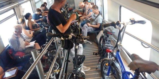 עולים לרכבת עם אופניים? שימו לב להגבלות החדשות!
