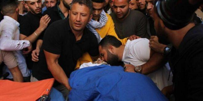 מת מפצעיו המחבל שנורה באל-ערוב, הערבים פרסמו תיעוד של הירי