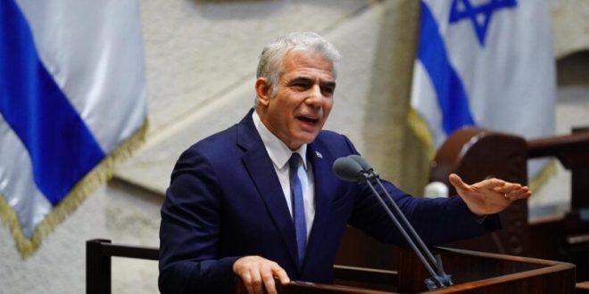 לפיד: ישראל תמנע בכל דרך את האפשרות שלאיראן יהיה נשק גרעיני