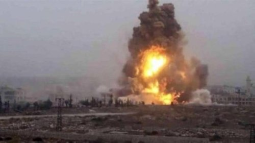 1972585-500x280 איראן: שני הרוגים ו-10 פצועים בפיצוץ במתחם כימיקלים בקום