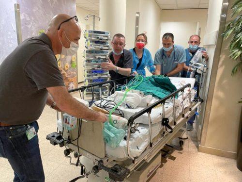 WhatsApp-Image-2021-05-13-at-15.46.02-500x375 ילדים המאושפזים בשניידר הועברו למתחם חירום ממוגן בבית החולים