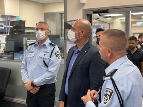 WhatsApp-Image-2021-05-16-at-00.03.21-500x375 השר אוחנה ביקר במשטרת מחוז תל אביב