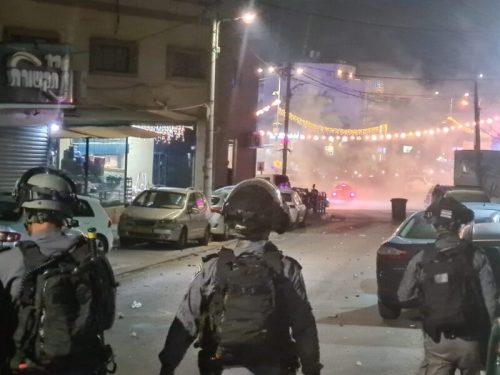 WhatsApp-Image-2021-05-17-at-21.52.50-500x375 המשטרה תגיש הצהרת תובע נגד תושב באקה אל גרביה בחשד ליידוי אבנים ותקיפת שוטרים