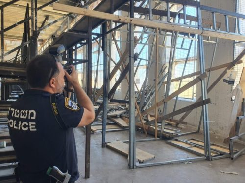 WhatsApp-Image-2021-05-18-at-13.14.46-1-500x375 אסון קריסת הטריבונה בגבעת זאב: המשטרה אספה ממצאים מזירת האירוע