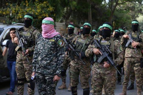 WhatsApp-Image-2021-05-28-at-21.03.56-1-500x333 חמאס קיים עצרת המונית לרגל ''ניצחון ההתנגדות בקרב על חרב ירושלים''