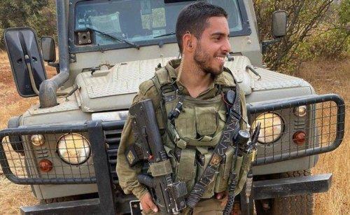"omer_autoOrient_i-500x307 סמ""ר עומר טביב ז""ל מאליקים הוא הלוחם שנהרג מירי טיל נ""ט בגבול עזה"