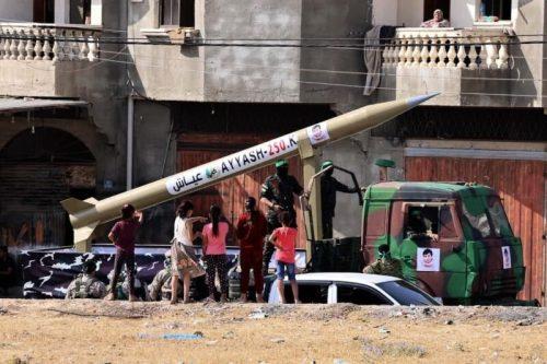 photo5298700161393996638-500x333 חמאס קיים עצרת המונית לרגל ''ניצחון ההתנגדות בקרב על חרב ירושלים''