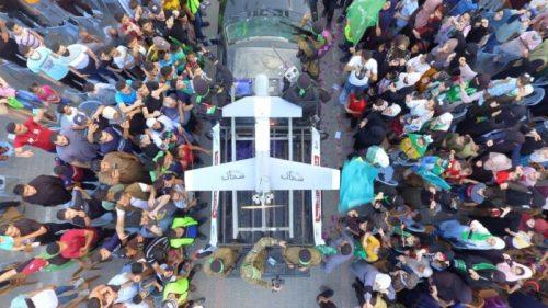 photo5298700161393996670-500x281 חמאס קיים עצרת המונית לרגל ''ניצחון ההתנגדות בקרב על חרב ירושלים''
