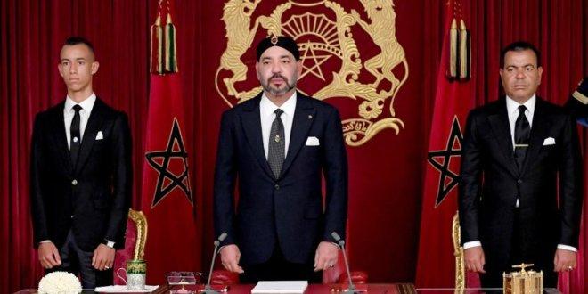 """מלך מרוקו בירך את רה""""מ בנט: """"הממלכה נחושה להמשיך במאמציה לקדם שלום"""""""