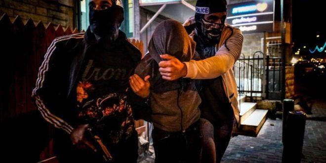 """מסתערבי מג""""ב עצרו שלושה חשודים בתקיפת שני חרדים בירושלים"""