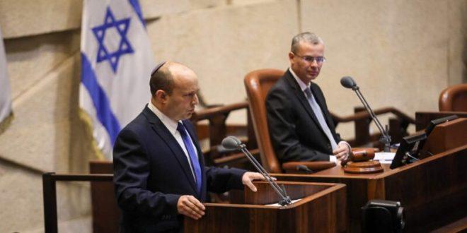 שידור חי ממשכן הכנסת: השבעת ממשלת בנט – לפיד