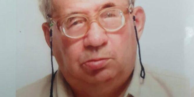 המשטרה מבקשת את עזרת הציבור באיתור נעדר בן 78 מקריית ביאליק