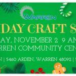 Warren's 2019 Holiday Craft & Vendor Show