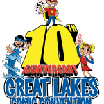 10 Year Anniversary of the Great Lakes Comic Convention this Weekend