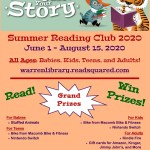 "Read Books and Win Prizes with the ""Imagine Your Story"" Summer Reading Club"