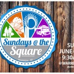 Free Fun for Kids at Sundays @ the Square – July 25th