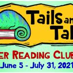 Summer Reading Club through Saturday, July 31
