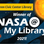 Warren Civic Center Library selected for national NASA @ My Library STEAM programming initiative