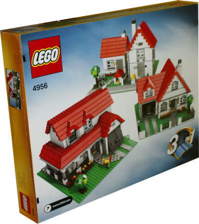 LEGO 4956 Creator Haus - MIWARZ Teltow LEGO günstig kaufen