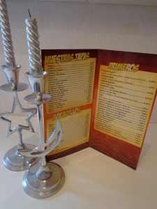 Oferta cartas restaurante