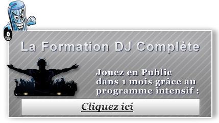 Découvrez la Formation DJ complète