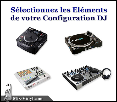 configurations dj