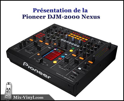 djm 2000 nexus