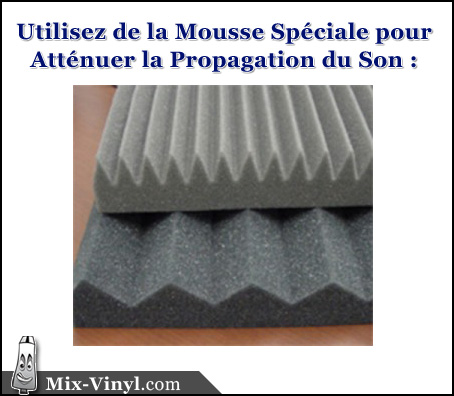 absorbant acoustique