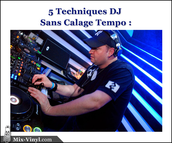 techniques dj