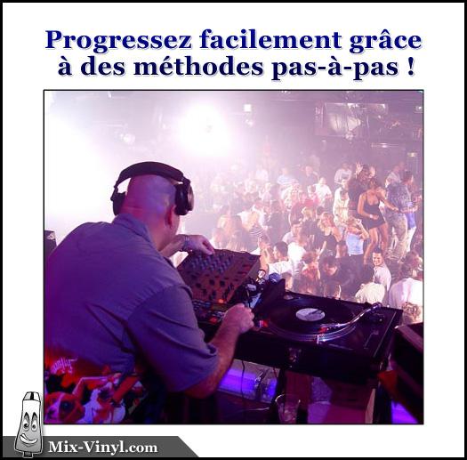 Apprendre le DJing