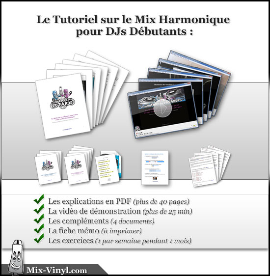 Tutoriel Mix Harmonique