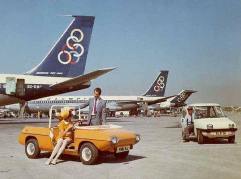 Πως ο Τσεκλένης εκτόπισε τον Πιέρ Γκαρντέν από τις πτήσεις της Ολυμπιακής. Χρυσά μαχαιροπίρουνα και αξεπέραστο life style στην εποχή του Ωνάση (βίντεο)