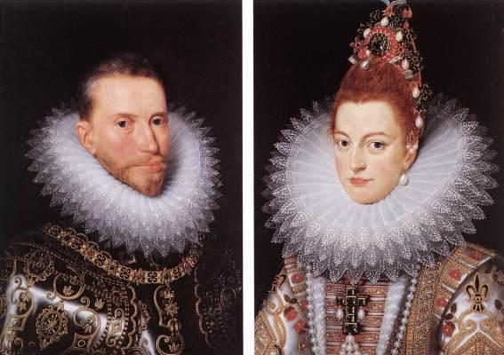 Βασιλιάς Φερδινάνδος και Βασίλισσα Ισαβέλλα