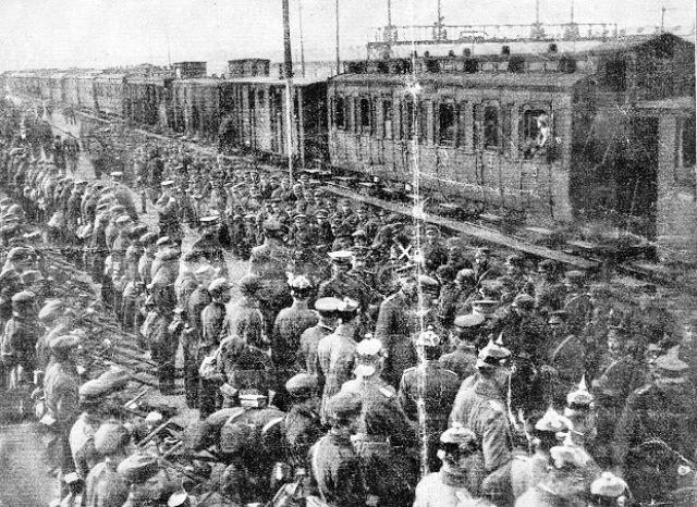 Η ντροπή του εθνικού διχασμού. Γιατί το Δ΄ Σώμα Στρατού εγκατέλειψε τη Δράμα και παραδόθηκε αμαχητί στους Γερμανούς. Η μεταφορά με τρένο στο Γκέρλιτς