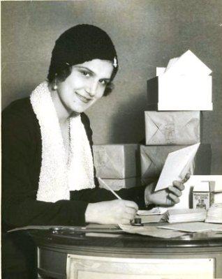 Miss Europe Aliki Diplarakou 1931