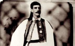 Ο Σπύρος Λούης το 1896