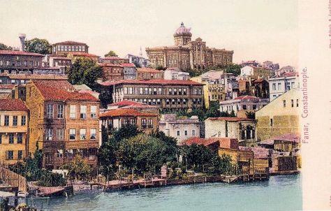 Το Φανάρι στην Κωνσταντινούπολη