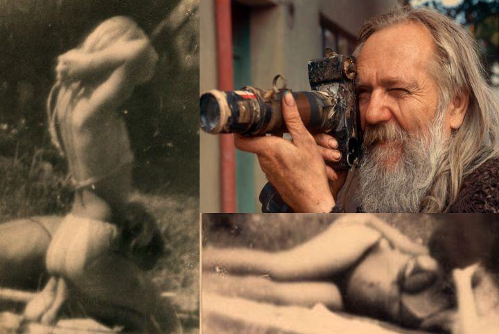 O περιθωριακός Τσέχος που έγινε διάσημος καλλιτέχνης, φωτογραφίζοντας ανύποπτες γυναίκες με αυτοσχέδια κρυφή κάμερα