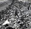 Ο υπολοχαγός που απελευθέρωσε τους κρατούμενους από το ναζιστικό στρατόπεδο, όπου έχασε τη ζωή της η Άννα Φρανκ. Εικόνες πέρα από τη λογική