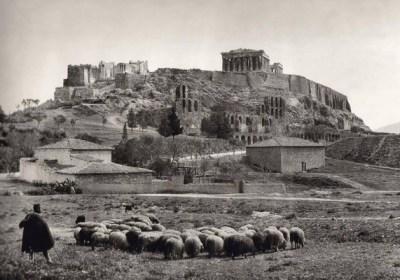 Η Αθήνα του 1900 μια επαρχιακή πόλη με 100.000 ψυχές
