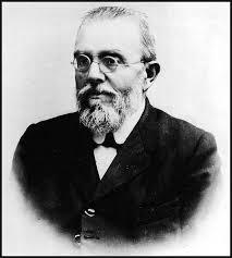 Ο φυσικός Τζιοβάνι Γκράσι, που ο Ρόναλντ Ρος κατηγόρησε ως απατεώνα και κλέφτη της μελέτης του