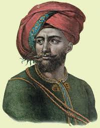 Ο Ιμπραήμ. Ο Αιγύπτιος αρχηγός έδειξε απόλυτη εμπιστοσύνη στον Νενέκο και εκείνος τον δικαίωσε.
