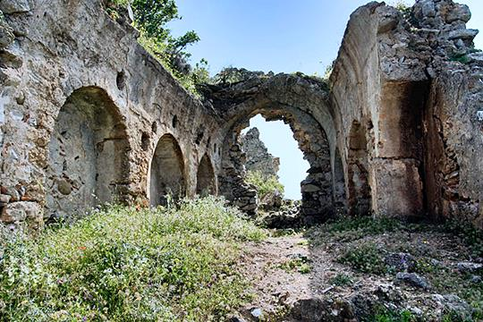Η Παλαιοχώρα ερήμωσε μετά την επιδρομή του Μπαρμπαρόσα